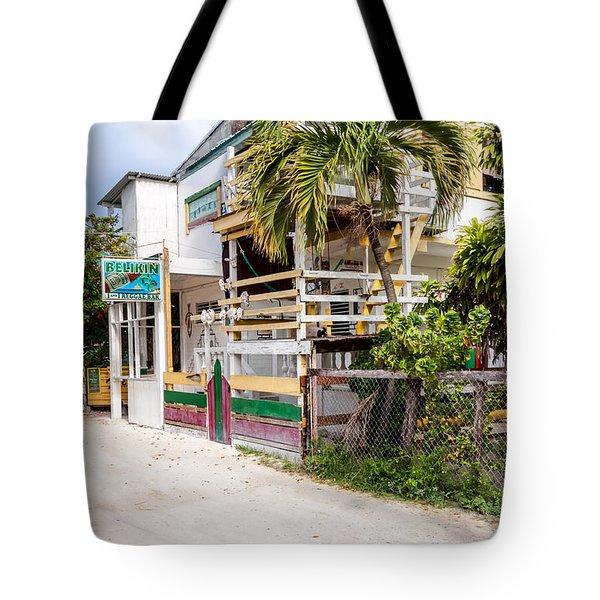 I And I Reggae Bar Tote Bag
