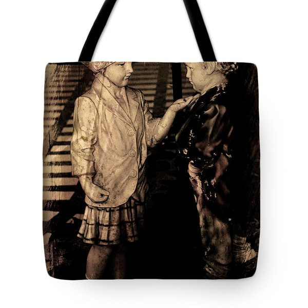 Tote Bag featuring the photograph I Approve by Al Bourassa