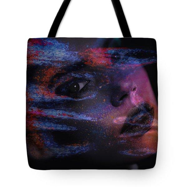 I Breathe Art Therefore I Am Art Tote Bag