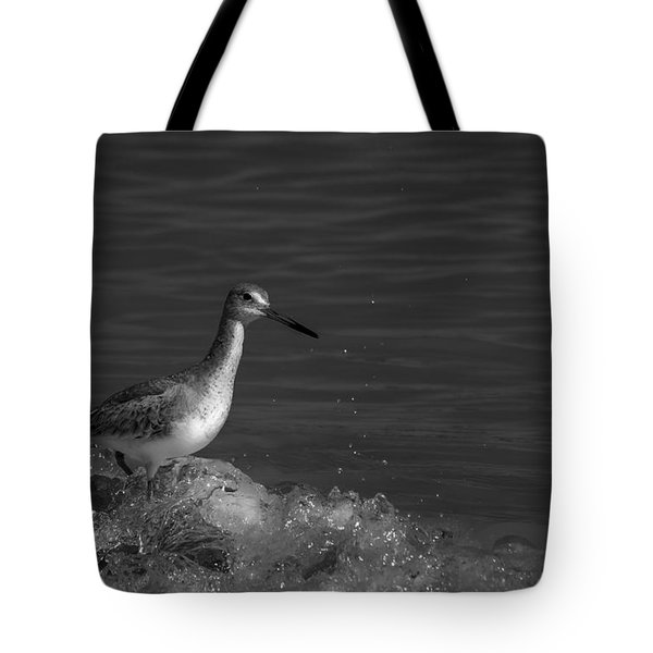 I Can Make It - Bw Tote Bag
