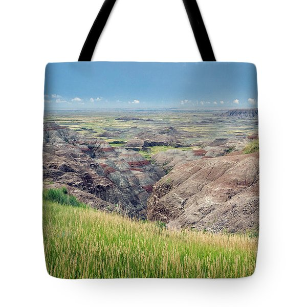 I Can See For Miles Tote Bag
