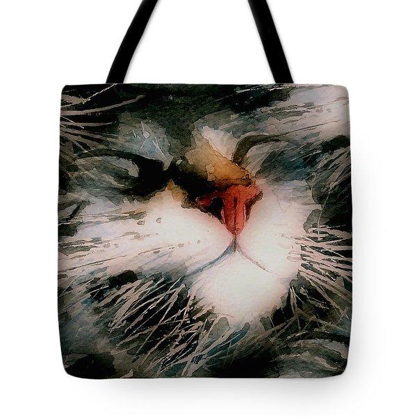 I Can't Make You Love Me Tote Bag
