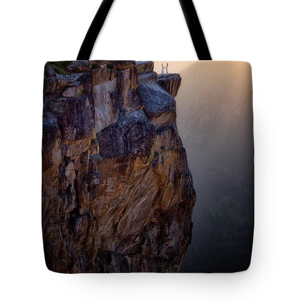 I Do Tote Bag by Nicki Frates