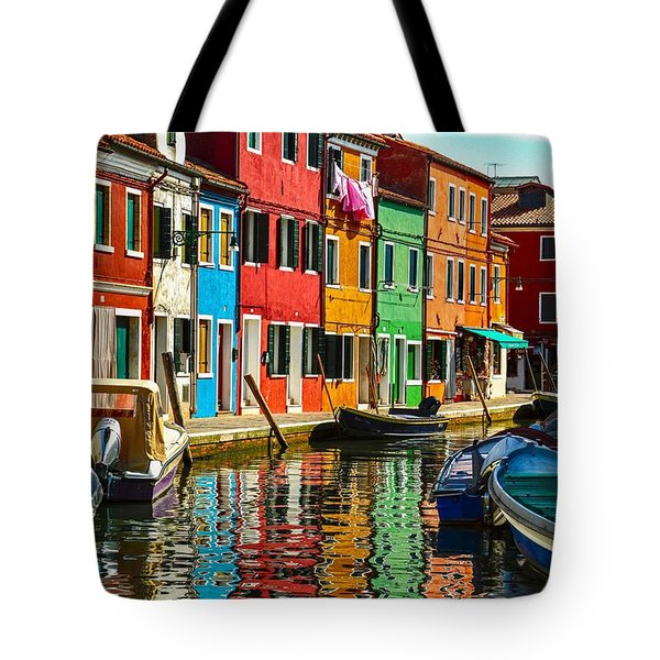 I Dream In Color Tote Bag