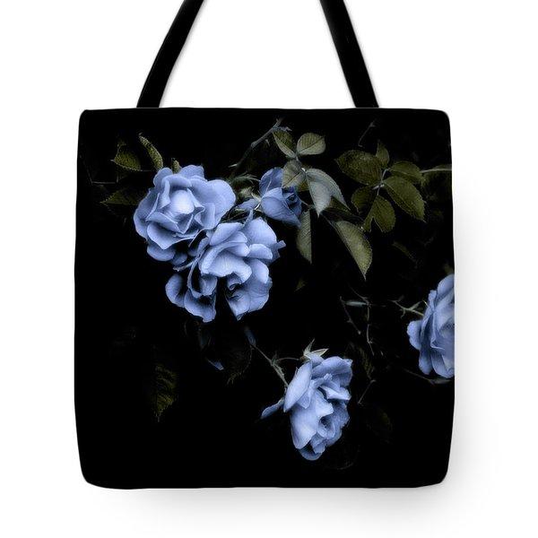 I Dream Of Roses Tote Bag