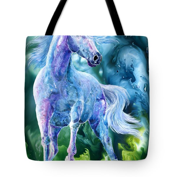 I Dream Of Unicorns Tote Bag