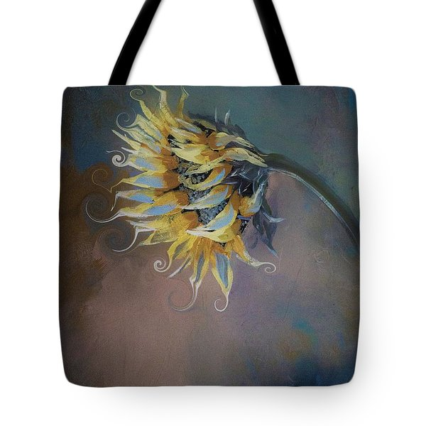 I Feel Like A Sunflower Painting Tote Bag