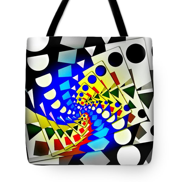 I Fell Way Too Deep Tote Bag by Aurelio Zucco