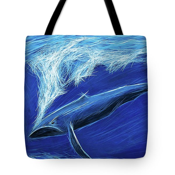 I Fight For Clean Waters Tote Bag