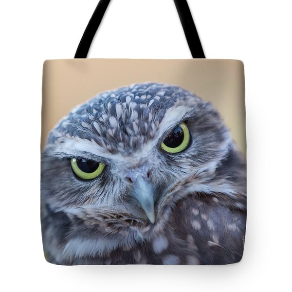 I Give A Hoot Tote Bag