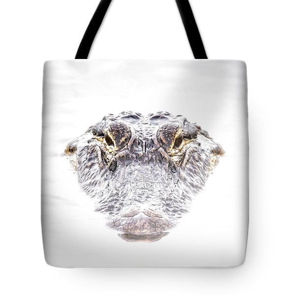 I Got My Eye On You Tote Bag by Michael White