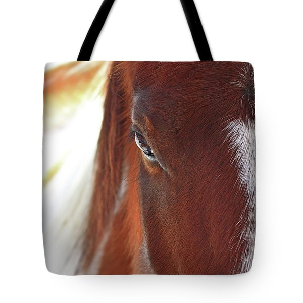 I Got My Eyes On You Tote Bag