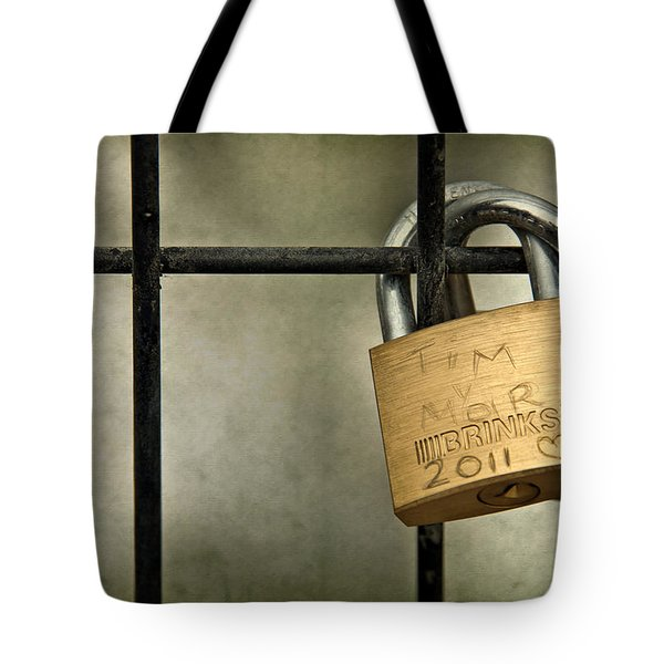 I Got You Babe Tote Bag by Evelina Kremsdorf