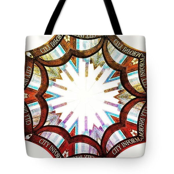 I Got Your City Right Here Tote Bag