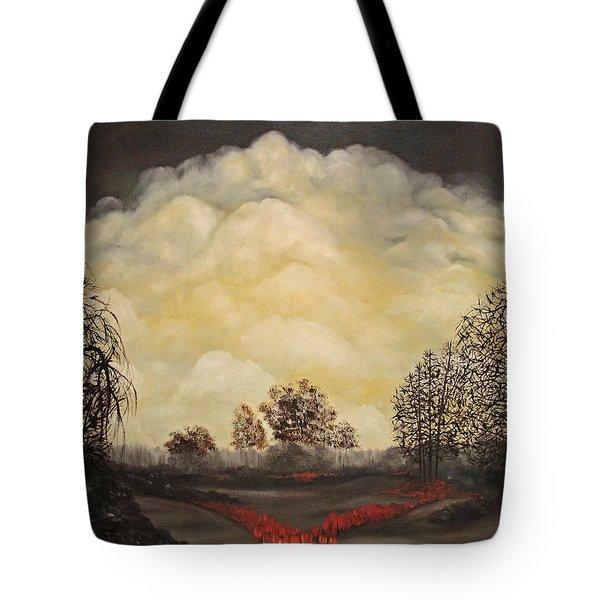 I Had A Dream Tote Bag by John Stuart Webbstock