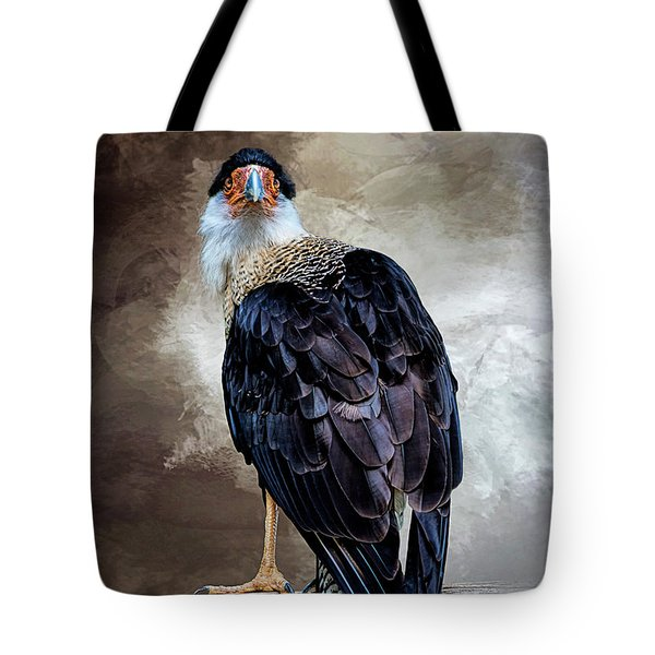 I Have Got  My Eye On You Tote Bag by Cyndy Doty