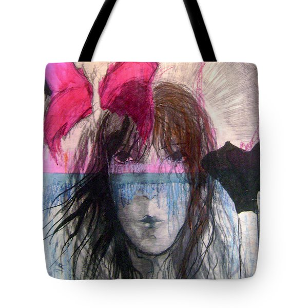 I Have In Head Confusion  Tote Bag by Wojtek Kowalski