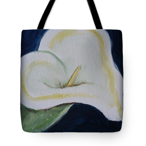 I Heart You Tote Bag by Carol Duarte