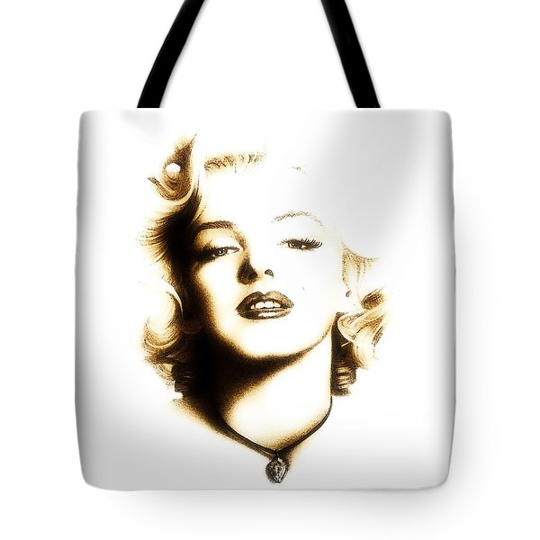 I Just Want To Be Wonderful Tote Bag
