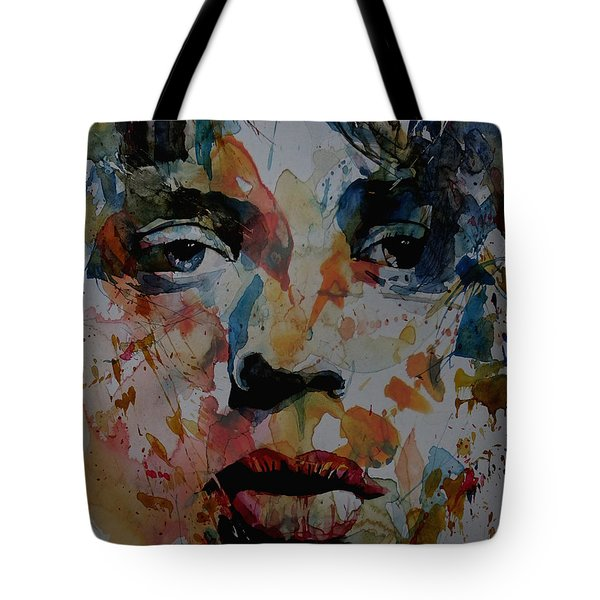 I Know It's Only Rock N Roll But I Like It Tote Bag