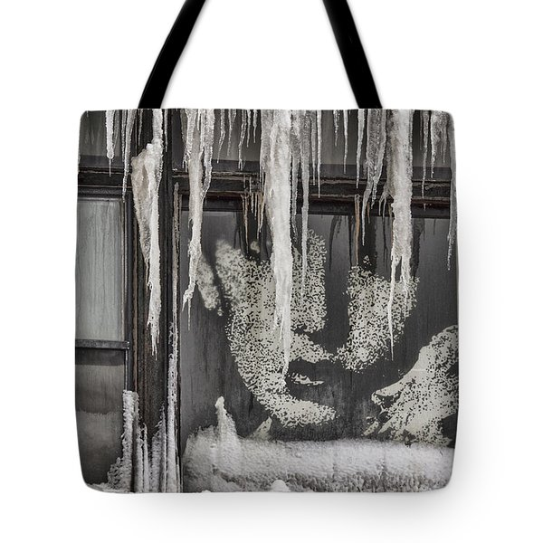 I Know She's Crying - After The Fire Tote Bag