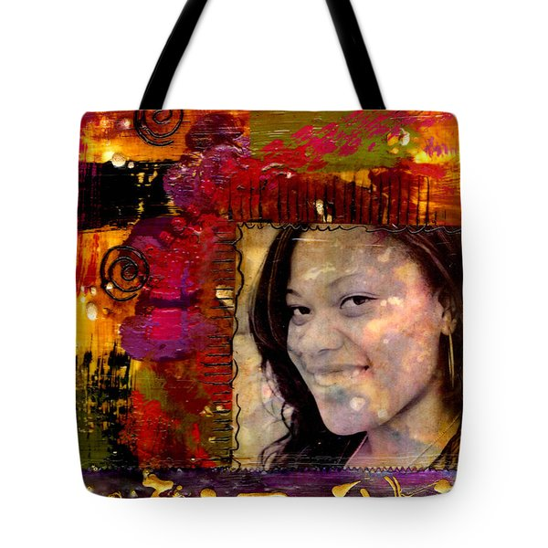 I Like Colors   What About You Tote Bag