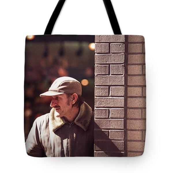 I Like My Cap Tote Bag
