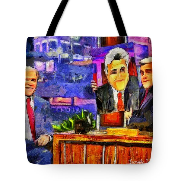 I Like To Paint Dogs Too Tote Bag