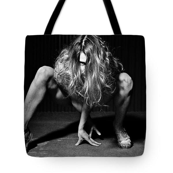 I Look At You Tote Bag