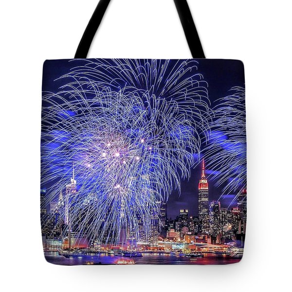 I Love This City Tote Bag