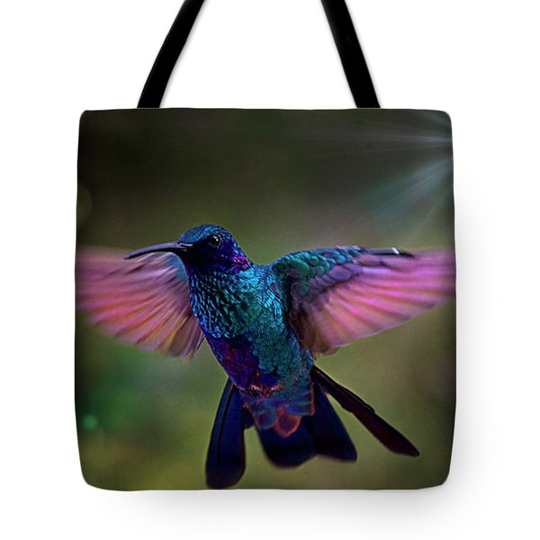 Tote Bag featuring the photograph I Love Tom Thumb by Al Bourassa