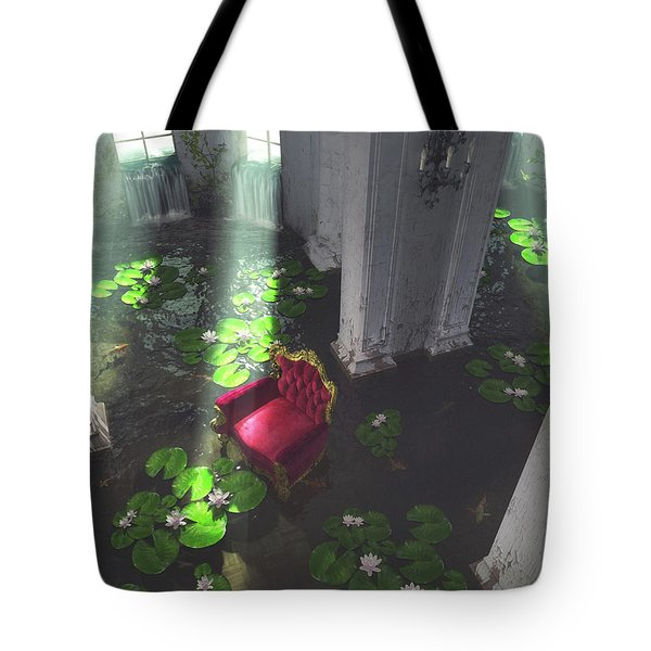 I Love What You've Done With The Place Tote Bag