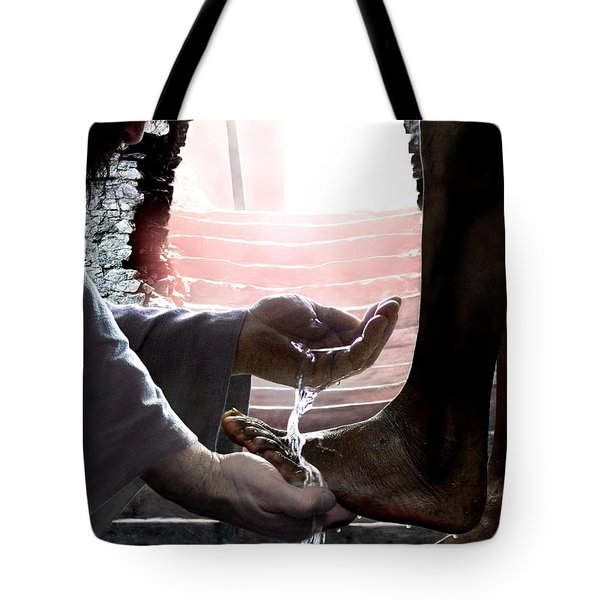 I Love You Tote Bag by Bill Stephens