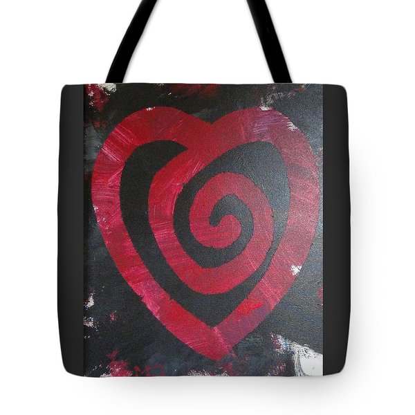 I Love You Forever Tote Bag