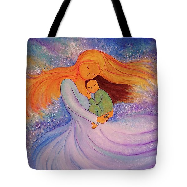 I Love You More Then The Milky Way Tote Bag