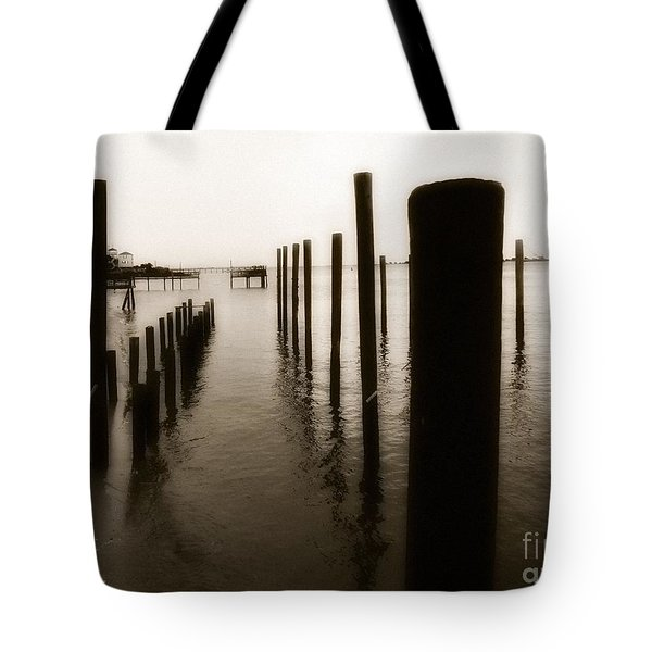 I Miss You  Tote Bag by Christy Ricafrente