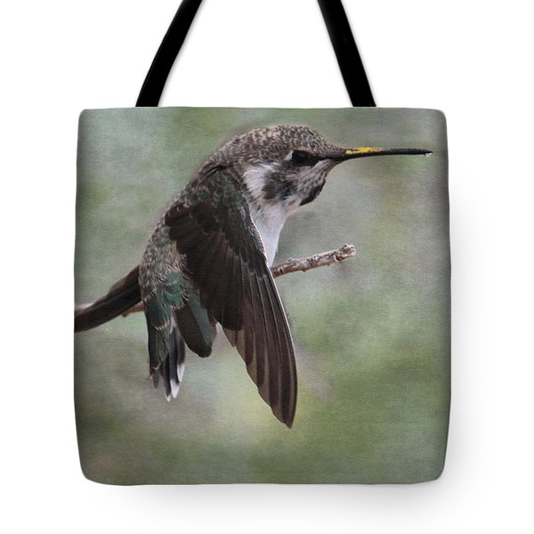 Tote Bag featuring the photograph I Need A Napkin by Tammy Espino