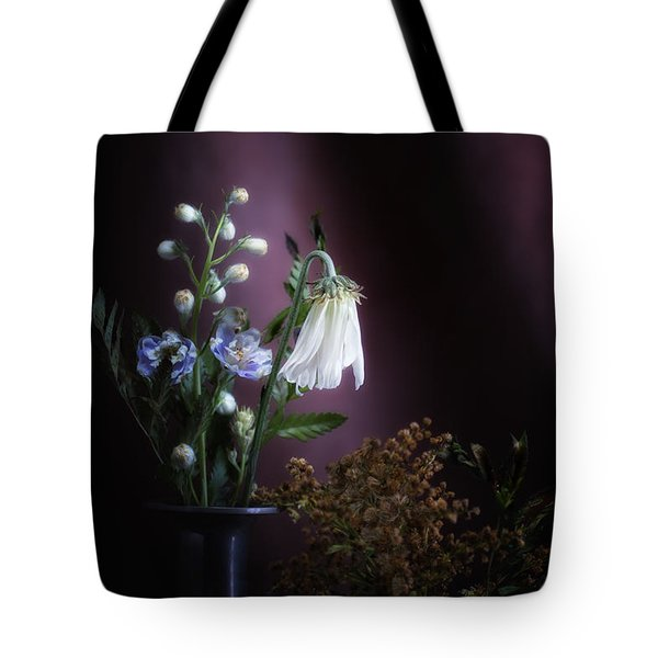 I Once Was Beautiful Tote Bag