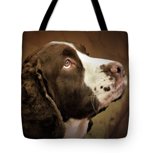 I Only Have Eyes For You Tote Bag by Wallaroo Images