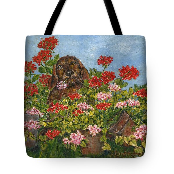 I Picked It Just For You Tote Bag