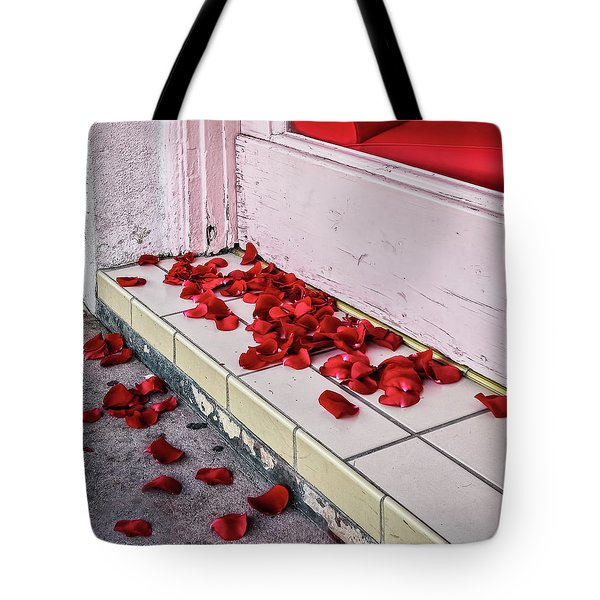 I Poured Out My Heart Tote Bag
