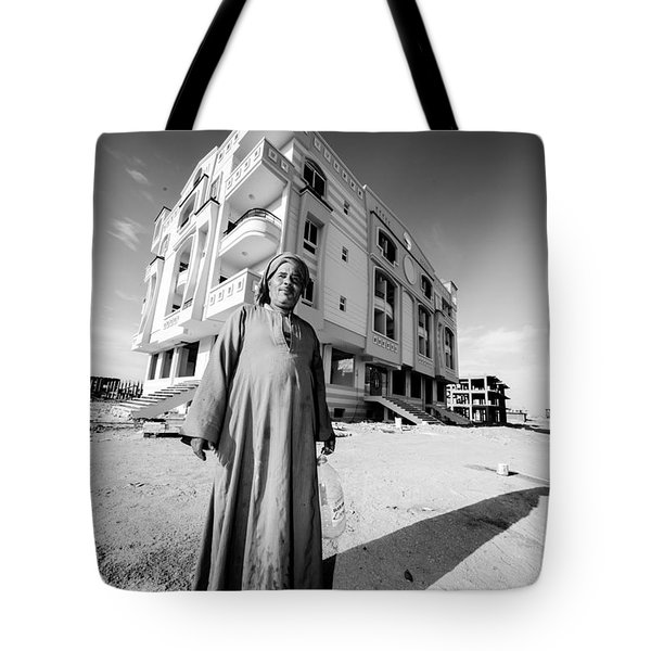 Tote Bag featuring the photograph I Protect With Pride  by Jez C Self