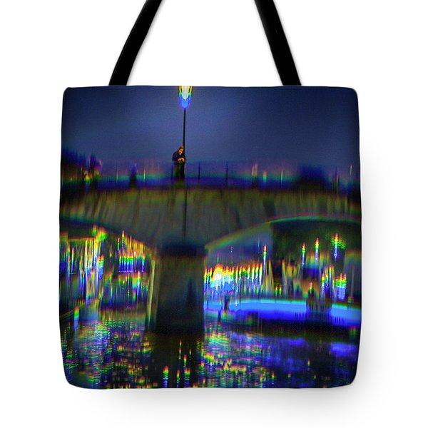 I Remember Paris Tote Bag