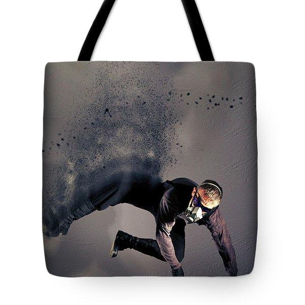 I - S P Y Tote Bag