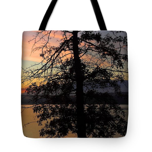 I Saw Her Standing There - Silhouette Of A Dream  Tote Bag