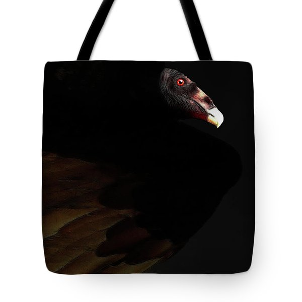 I Saw The Vulture In My Dreams Again Tote Bag