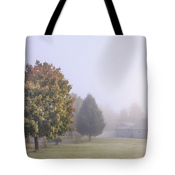 I Scent The Morning Air Tote Bag