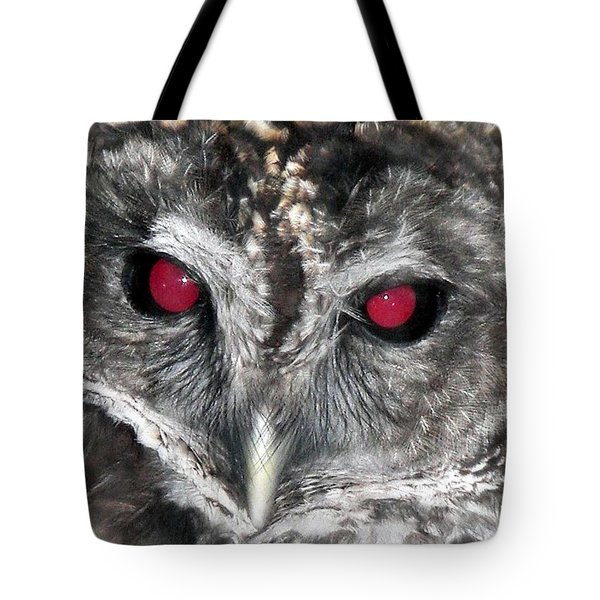 I See You Tote Bag by Karen Wiles