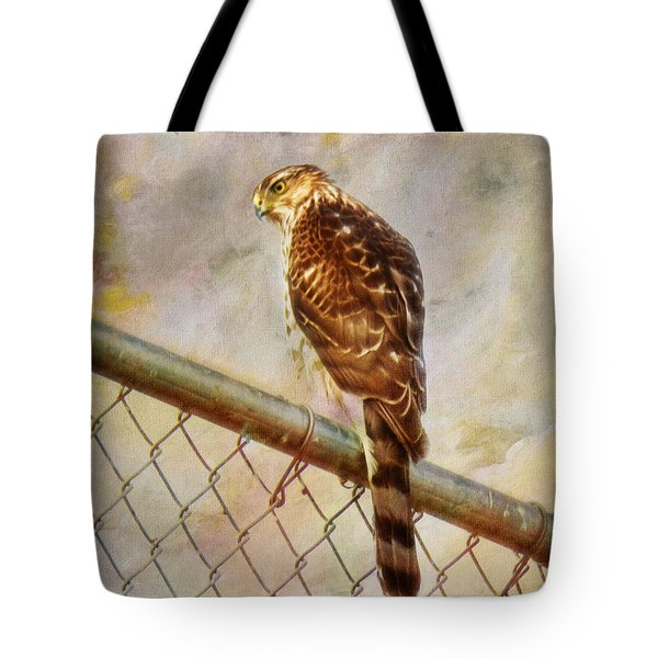Tote Bag featuring the photograph I See You by Rhonda Strickland