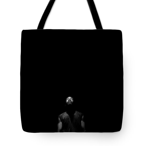 I See Your Face Tote Bag